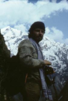 Badrinath, Himalayas (Iconographic document)