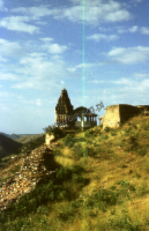 Hindu Temple, Rajasthan (Iconographic document)