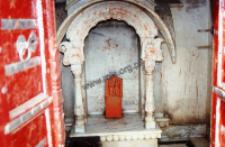 Hindu Shrine, Rajasthan (Iconographic document)