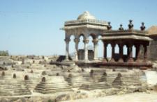 Muslim cemetery (Iconographic document)