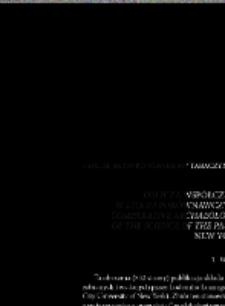 Oblicza współczesnej archeologii w ujęciu porównawczym. Na marginesie pracy Comparative archaeologies: a sociological view of the science of the past, Ludomir R. Lozny red., New York 2011