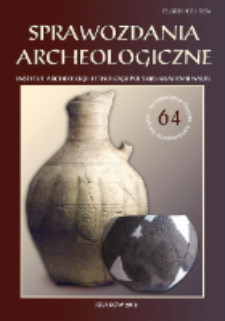 The economic foundations of the Bronze and early Iron Age in the Łęczna-Włodawa Lake District in the light of archaeological and palynological sources = Podstawy gospodarcze w epoce brązu i wczesnej epoce żelaza na Pojezierzu Łęczyńsko-Włodawskim w świetle źródeł archeologicznych i palinologicznych