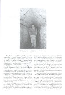 Dr Jan Fiedorczuk (14 IV 1959 - 18 II 2003)