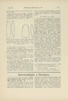 Z dziedziny organizacji nauki : u podstaw archeologji przedhistorycznej w Polsce, Włodzimierz Antoniewicz (1893-1973), Warszawa, 1926 : [recenzja]