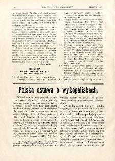 Polska ustawa o wykopaliskach