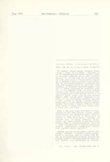 Przegląd Archeologiczny Vol. 8, Year 24, No 1 (1946), Reviews