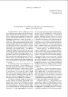 Rytm przemian kulturowych w pradziejach i średniowieczu. Biskupin, 07-09 lipca 2010