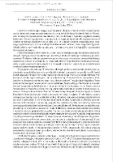 """Inter arma non silent musae. Rezydencja i wojna"""", XI konferencja naukowa z cyklu """"Interdyscyplinarne badania założeń rezydencjonalnych i obronnych"""", Warszawa, 6 grudnia 2016 r."""