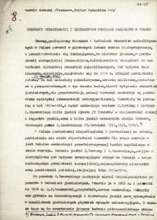 Podstawy stratygrafii i kulturowego podziału paleolitu w Polsce