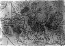 Horodok (Gródek), pow. Równe : mapa okolic