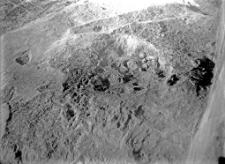 Stanowisko Horodok II odcinek VII-VIII : rozkopywania Ludwika Sawickiego 1926 : powierzchnia paleniska