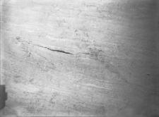 Stanowisko Horodok II : profil ściany wykopu