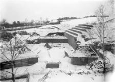 Stanowisko Horodok II : stan zachowania odcinków XIV i XV po sezonie 1926