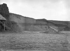 Basów koło Równego : profil ścianki północnej