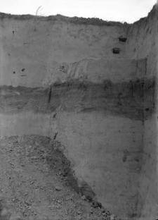 Basów koło Równego : widok na część odkrywki