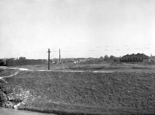Kraków - Ludwinów : widok na teren dawnej cegielni