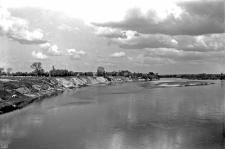Brok : widok na rzekę Bug z mostu