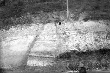 Rumlówka koło Grodna : profil odkrywki