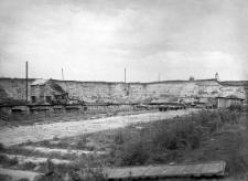 Nehrybka, powiat Przemyśl : cegielnia, wschodnia ściana wykopu