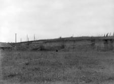 Nehrybka, powiat Przemyśl : widok na cegielnię