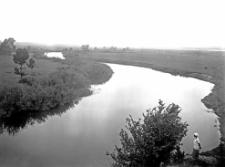 Derażne, powiat Kostopol (Wołyń) : rzeka Horyń