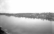 Czudwy, powiat Kostopol (Wołyń) ; rzeka Horyń