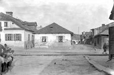 Krasnobrody nad Wieprzem, pow. Tomaszów : fragment miasteczka