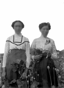 Łubień, gm. mińska : młodzież wiejska
