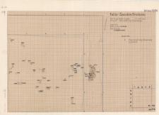 KZG, V 9 C, warstwa 11 : plan konstrukcji drewnianych