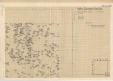 KZG, V 9 C, zbiorczy plan umocnień drewniano-kamiennych