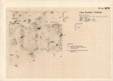 KZG, V 9 C, plan warstwy 33 i 34 (kw. A-1 cz. W)