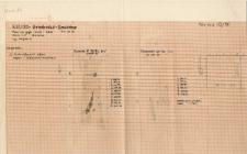 KZG, V 9 C, plan warstwy 17, świadek E