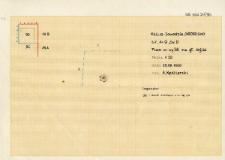 KZG, V 9 D, plan warstwy 36