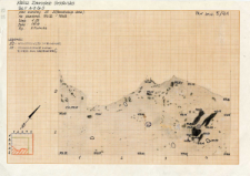 KZG, V 9 D, plan warstwy 25 i 22 (konstrukcje drewniane)
