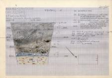 KZG, V 4 A, profil archeologiczny S
