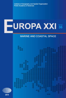 Container port expansion towards the sea in the context of maritime spatial planning