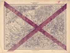 XXII -14 (Zoločev) : USSR harʹkovskaâ obl. i RSFSR kurskaâ obl. : masštab 3 versty v dûjme