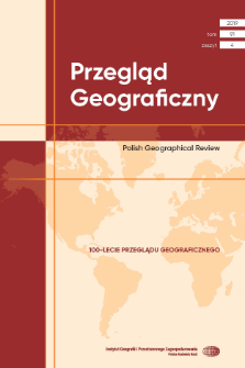 Od barier i izolacji do sieci i przestrzeni transgranicznej – konceptualizacja cyklu funkcjonowania granic państwowych = From barriers and isolation to transboundary space and networks – conceptualising ways in which state borders function
