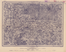 Reihe XI. Blatt 5. Dünaburg (Dwinsk) : Gouvernement Kowno, Kurland u. Witebsk