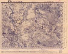 Reihe XXII. Blatt 9. Kijew : Gouvernement Kijew, Tschernigow u. Poltawa