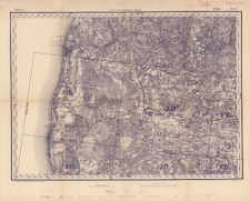 Reihe IX. Blatt 1. Libau : Gouvernement Kurland u. Kowno
