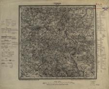 Oszmiana XIV-20 : podziałka 1:100.000