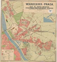 Warszawa - Praga : plan do użytku szkolnego