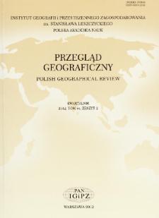 Podstawy teoretyczne i ideowe geopolityki według Rudolfa Kjelléna = The theoretical and ideological foundations of geopolitics according to Rudolf Kjellén