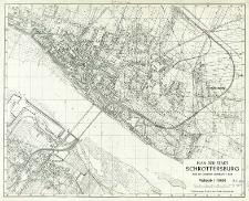 Plan der Stadt Schröttersburg : nach der Deutschen Grundkarte 1:5 000