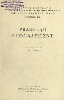 Przegląd Geograficzny T. 51 z. 3 (1979)