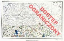 Przeglądowa mapa hydrograficzna Polski : 1:500 000. Ark. Suwałki