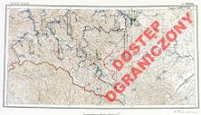Przeglądowa mapa hydrograficzna Polski : 1:500 000. Ark. Przemyśl