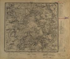 Stołpce XVIII-22 : podziałka 1:100.000