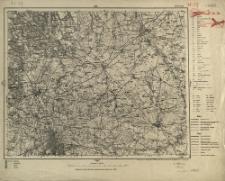 E 34. Łódź : podziałka 1:100.000